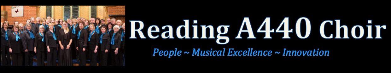 Reading A440 Choir